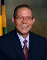 Honourable Orette Bruce Golding M.P.