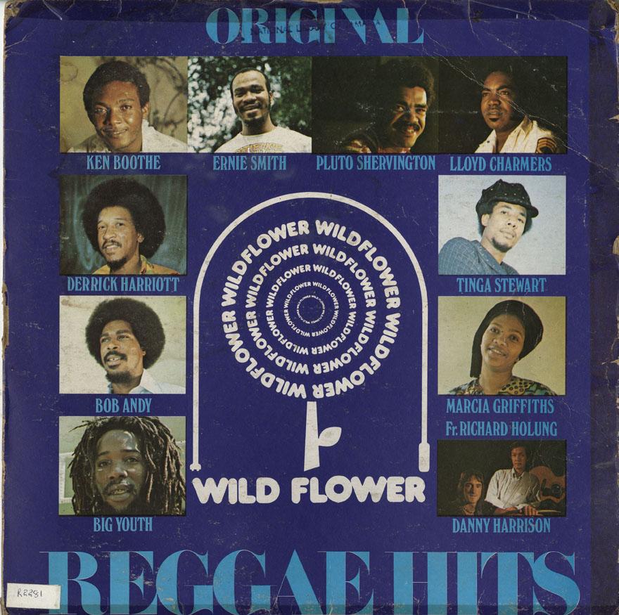 Wild Flower width=